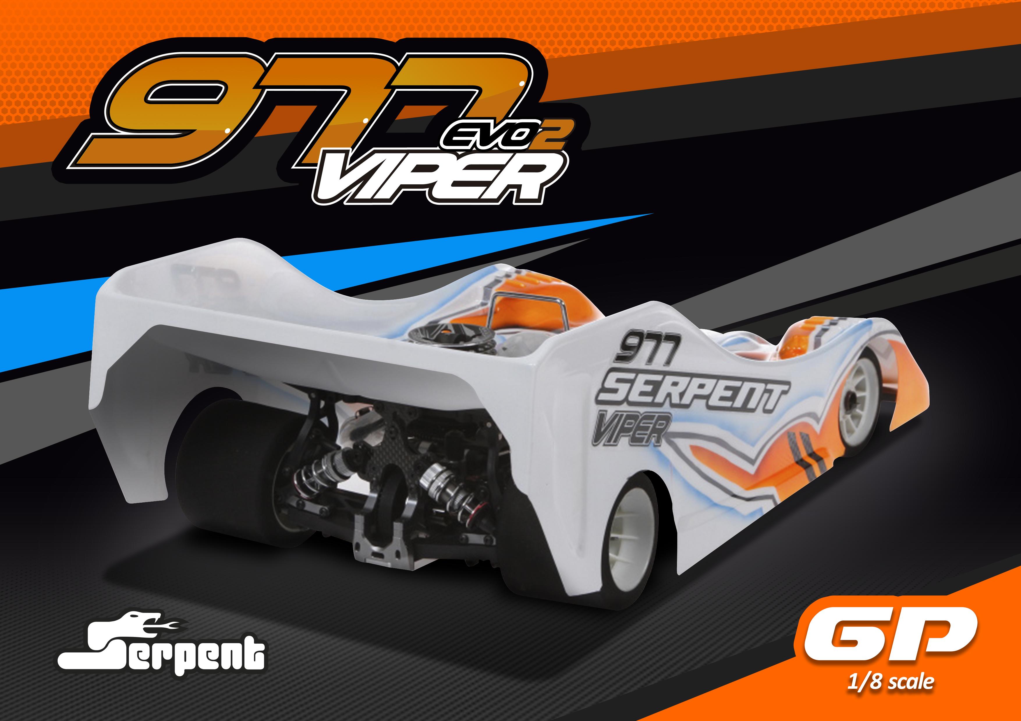 SERPENT 977 ...